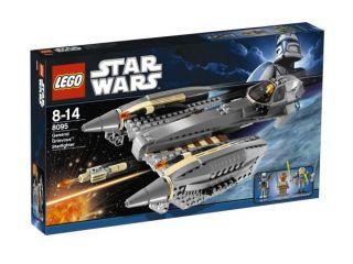 LEGO 8095 Star Wars General Grievous Starfighter NEU & OVP