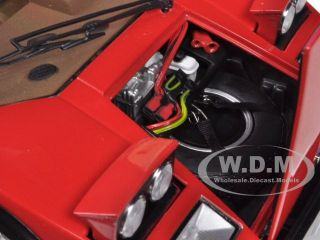 Brand new 118 scale diecast car model of Lamborghini Countach LP500S