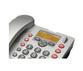 Audioline Big Tel 180 Combo AB Schnurloses DECT Telefon große Tasten