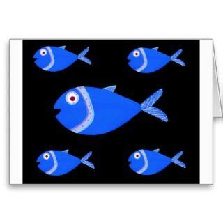 Fry Fish Card