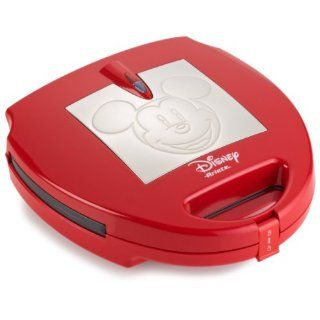 DeLonghi Ariete 198/4 Disney Mickey Sandwich Maker / 700 Watt