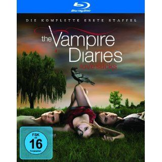 The Vampire Diaries   Staffel 1 [Blu ray] Nina Dobrev