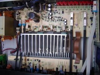 Verstärker AIWA XA 008 Integrated Power Amplifier mit Pre Out / Main