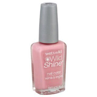 Markwins Wild Shine Nail Color Tickled Pink (3 Pack) (Nagellack