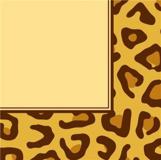 Safari Animal Print   Leopard Latex 11 Balloons