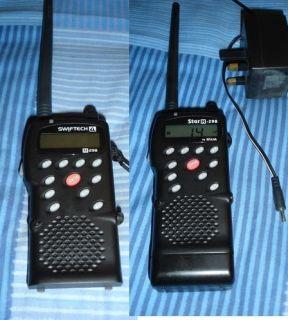 Silva Star & Swiftech M298 Handheld VHF Marine Radios
