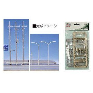 Kato 23 215 Telephone Poles And Street Lights (japan import)