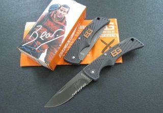 Gerber Bear Grylls Taschenmesser Messer Compact Scout Outdoor Survival