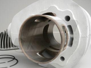 Zylinder  Kit Malossi 210 V2008 Vespa PX200 Rally 200 ink