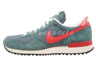 VNTG Hasta Green Sunburst Mens Vintage Casual Shoes 429773 302