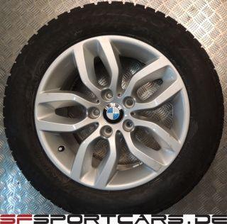17 Zoll Y Speiche 305 BMW X3 F25 Winterreifen Alufelgen Original NEU