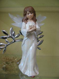 Wunderschöner Engel mit Perle Perlenzauber von GOEBEL