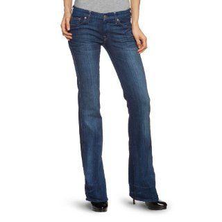 for all mankind Damen Jeans SWPJ790ZN Boot Cut Normaler Bund