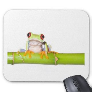 red eyed tree frog mouse pads