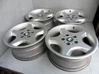 BMW Alufelgen E32 E38 7er E34 5er 7jx16 LK 5x120 IS20 #308