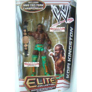 WWE   Wrestling   Figur   Elite 17   Kofi Kingston