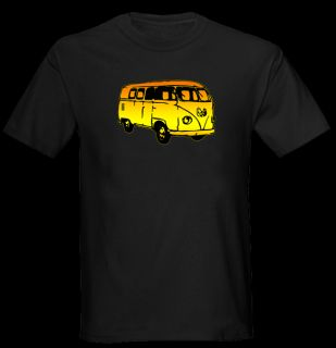 Vintage Sunset VW Kombi Van Classic T Shirt All Sizes