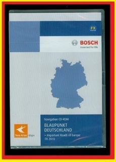 VW Golf Passat Polo RNS 310 Deutschland FX 2010 Navi CD