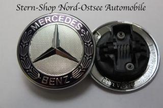 Original Mercedes AMG Stern Emblem Logo flach NEU