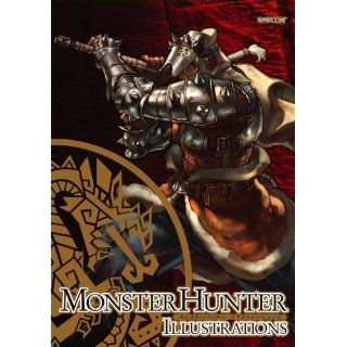 Monster Hunter Illustrations Artbook Capcom Bücher