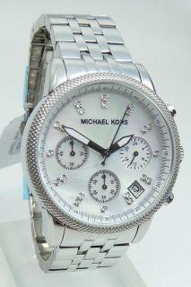 Michael Kors Damenuhr Chrono statt 189 EUR MK5020 Uhr Uhren Armbanduhr