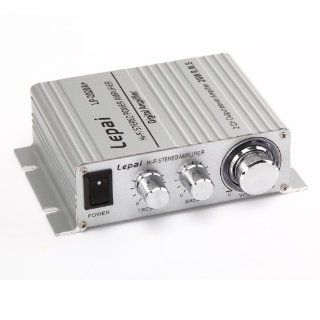 Koolertron Hifi Mini Audio Amplifier Stereo Verstärker