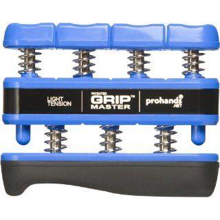 Pro Hands Fingertrainer Gripmaster light, Blue , 230x140