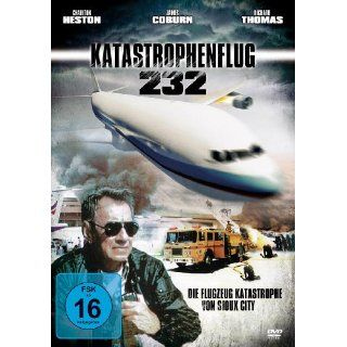 Katastrophenflug 232   Charlton Heston / James Coburn