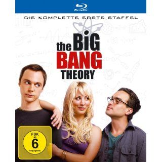 The Big Bang Theory   Die komplette erste Staffel Blu ray