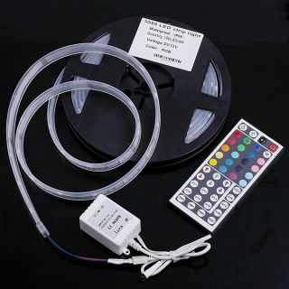 5050 SMD RGB 5M 150 LED Strip Light + Remote Controller
