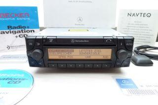 Mercedes APS 30 Classic Navigation CD Auto Radio R129 SL W124 W126