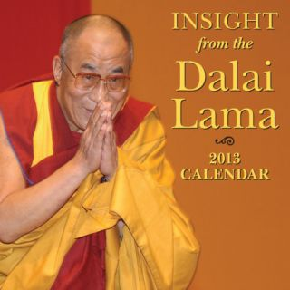 Insight from e Dalai Lama   2013 Day to Day Calendar Calendars