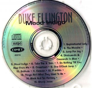DUKE ELLINGTON  Black And Tan Fantasy Neu OVP ♫♫
