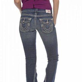 True Religion Flare Leg Jeans JOEY BIG QT Wash 40 DEL MAR MED