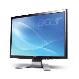 Acer P243WD   61 cm   Widescreen TFT Monitor mit VGA