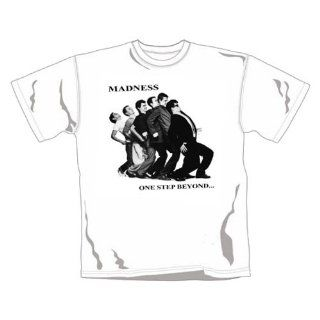 Madness   T Shirt One Step Beyond (in S) Musik