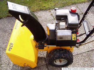 Murray 624 E Schneefräse Zweistufig Tecumseh Motor leicht defekt