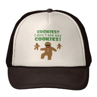Gingerbread Man Disguise Hat