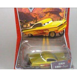 Die Cast Cars Fahrzeuge Ramone gelb MATTEL L6268 Spielzeug