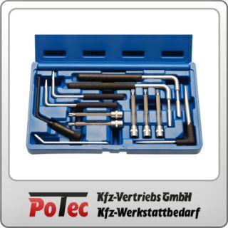 Airbag Ein  und Ausbau Werkzeug Set für VAG MERCEDES BENZ BMW AUDI VW