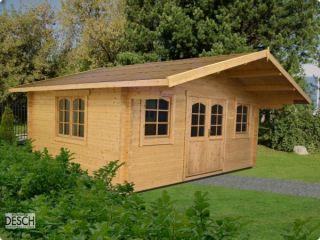 Gartenhaus Caro 2 Gerätehaus Gartenhütte Holzhaus Freizeithaus Holz