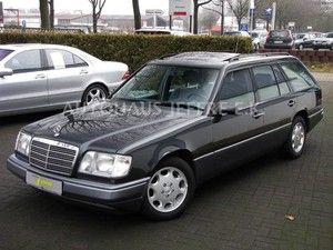 Mercedes Benz E 320 T W124 / EURO 2 / Klima / Schiebeda