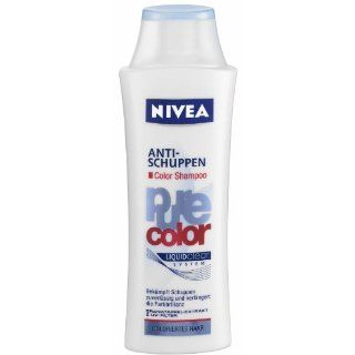 Nivea Color Anti Schuppen Shampoo, 250 ml, 2er Pack (2 x 250 ml