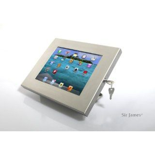 Sir James iPad KIOSK Tischhalterung & Wandhalterung (PREMIUM PROFI