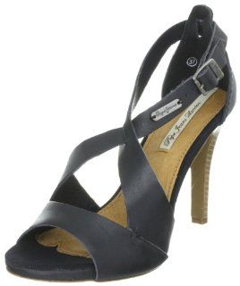 Pepe Jeans London DAF 252 B, Damen Fashion Sandalen Schuhe