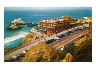 Cliff House, San Francisco, California Prints