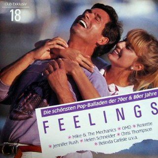 Feelings 18   Pop Ballads (CD Compilation, Import, 16 Hits)