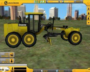 John Deere   Bau Simulator 2011 [Download] Games