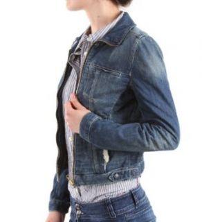 Only Damen Jacke Ursula Denim Jacket Bekleidung