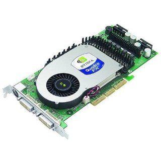 Nvidia Quadro FX 4000 CAD Grafikkarte mit 256MB AGP
